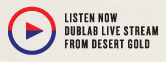 Listen Now: Dublab live stream from Desert Gold 20