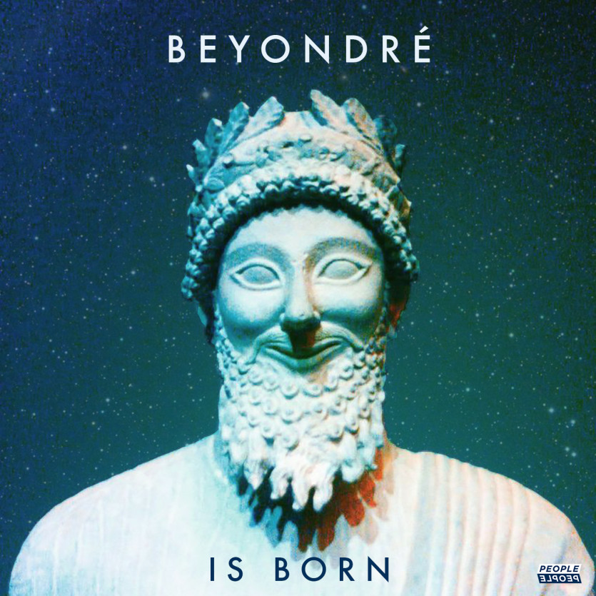beyondre is born (cover)